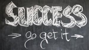 Framgång kommer i många olika former!